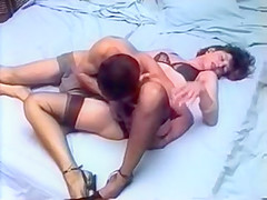 Vintage French MILF