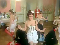Vintage Danish (In the Sign of the Lion) Dance Les Lanciers