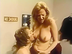 Vintage 70s - Andrea True & Eric Edwards
