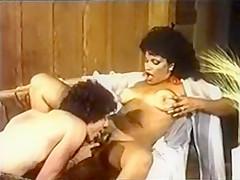 Vanessa del Rio & Kevin James anal chair fuck