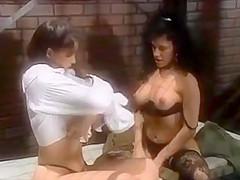 Tracy Wynn & Alicia Rio lesbians