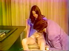 Terri Dolan fucks William Margold and Seka (1979)