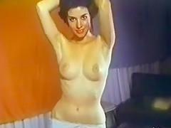 SWAY - vintage dancing striptease