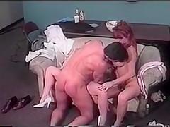 Sonya, Tianna Taylor & Peter North - Perks (1992)