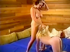 Retro Catfight - made to Lick