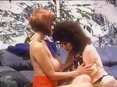 Porn legends Seka and Kay Parker