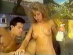 Nikki Knights Threesome witht blonde