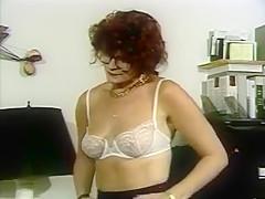 Nice Classic Bit Of Secretary Fucking