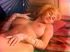 Marsha Jordan, glad film stripper.