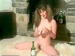 Lisa Meredith (c.1990) - Strip and flask Fuck