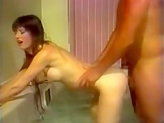 Hot Tub With Skinny Bitch