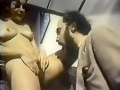 Fabulous vintage sex clip from the Golden Epoch