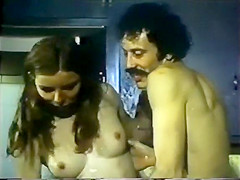 Hairy Pussy, Hairy Balls & Big Moustache