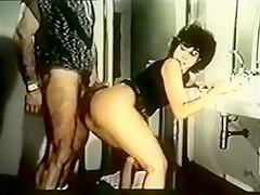 Amazing retro porn scene from the Golden Century