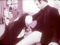 Flight Of The Nun's Tongue Around The Priest's Dickhead
