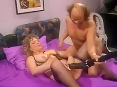 Fabulous vintage sex video from the Golden Century