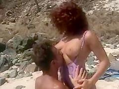 Erika Bella Beach Bitch