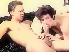 Classic Porn From Sharon Mitchell & Jake Steed