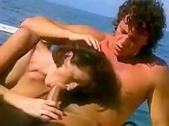 Classic Double penetration, Lisa Harper deep anal.
