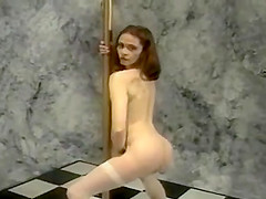 Chloe Nicole- Anal Pole Dancer