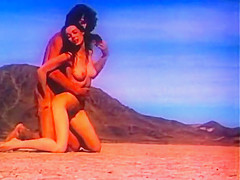 CHASED & FUCKED IN THE DESERT - vintage music video