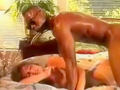 Careena Collins anally stuffed by Sean Michael's BBC