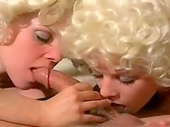 Blonde Wigs Twins