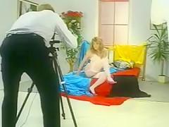 Crazy retro porn scene from the Golden Period