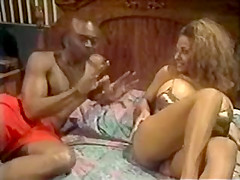 Incredible retro adult scene from the Golden Century