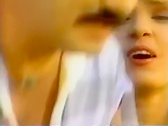 Horny retro xxx video from the Golden Time