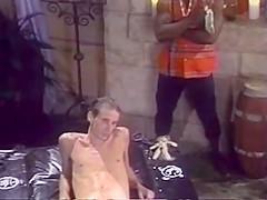 Crazy retro porn clip from the Golden Period