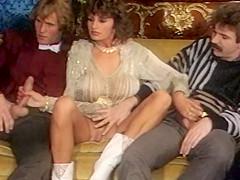 Incredible retro porn video from the Golden Era