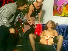 Horny retro adult clip from the Golden Age