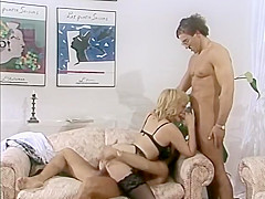Amazing vintage xxx video from the Golden Epoch