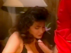Exotic retro sex scene from the Golden Time