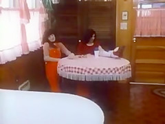 Horny classic adult video from the Golden Period