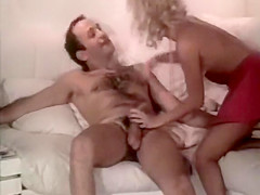 Horny vintage sex scene from the Golden Age