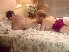 Exotic retro porn video from the Golden Period
