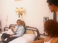 Fabulous retro sex scene from the Golden Period
