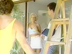 Crazy classic adult scene from the Golden Century