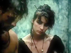 Exotic classic porn clip from the Golden Era