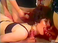 Incredible retro porn clip from the Golden Period