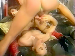 Fabulous retro sex clip from the Golden Time