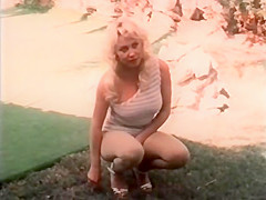 Hottest retro adult clip from the Golden Time