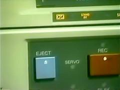 Crazy retro sex clip from the Golden Era