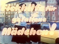 Amazing retro adult clip from the Golden Epoch