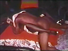 Hottest vintage porn scene from the Golden Time