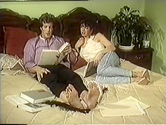 Horny retro sex clip from the Golden Century