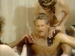Crazy vintage porn clip from the Golden Century