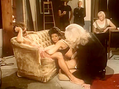 Crazy retro xxx scene from the Golden Period